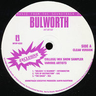 Rza, Dr. Dre a.o. - Music From The Soundtrack Of Bullworth College Mix Show Sampler
