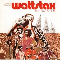 Rev. Jesse Jackson,Kim Weston,The Staple Singers - Music From The Wattstax Festival & Film