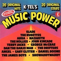 Abba, The Hollies, The Rubettes... - Music Power