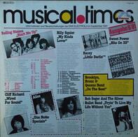 Soul Compilation - Musical Times • Ausgabe 9'81