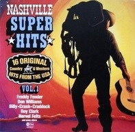 Various - Nashville Superhits Vol. 1 (16 Original Country & Western Hits From The USA)