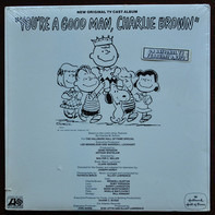 "Clark Gesner a.o. - New Original TV Cast Album ""You're A Good Man, Charlie Brown"""