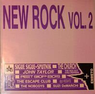 John Taylor, Talk Talk a.o. - New Rock Vol.2