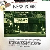Jelly-Roll Morton, King Oliver, Louis Armstrong,.. - New York