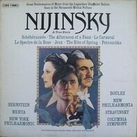 Bernstein, Boulez - Nijinsky - A True Story - Motion Picture Soundtrack