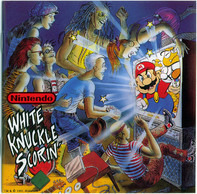 Jellyfish / Crosby Stills & Nash a. o. - Nintendo - White Knuckle Scorin'