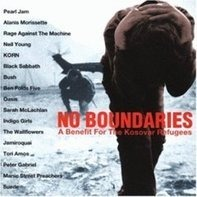 Pearl Jam, neil Young, Oasis, Suede, u.a - No Boundaries-A Benefit for the Kosovar Refugees