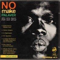 Various - No Make Palaver