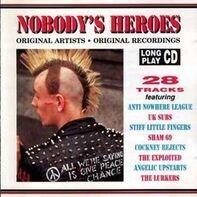 Angelic Upstarts,UK Subs,The Lurkers,Blitz,u.a - Nobody's Heroes