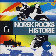 Popol Vuh, Saft, Titanic a.o. - Norsk Rocks Historie Vol 6 (Progressiv Rock 1971-1977)