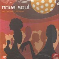 New Sector Movements / Modaji / Samoon feat. Allen G / Shawn Lee a. o. - Nova Soul