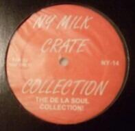 De La Soul - NY Milk Crate 14 - The De La Soul Collection!