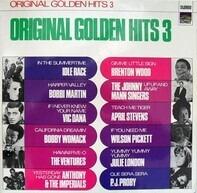 Bobby Womack, The Ventures, a.o. - Original Golden Hits 3