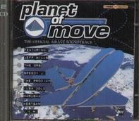 Jeff Mills / The Orb / Speedy J. a.o. - Planet of Move - The official Airave Soundtrack