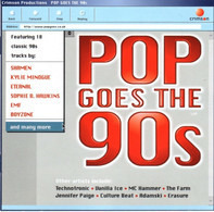 Vanilla Ice, Kylie Minogue, Erasure a.o. - Pop Goes The 90s