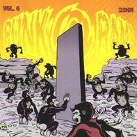Guttermouth,Deviates,NOFX,The Donna's, u.a - Punk O Rama 2001 Vol.6