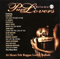 Sanchez / G. Isaac / Mikey Spice etc. - Pure Lovers Volume 11