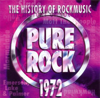 T.Rex / Deep Purple / Jethro Tull a.o. - Pure Rock 1972 - The History Of Rockmusic