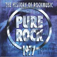 Santana / The Jam / T.Rex / Sex Pistols a.o. - Pure Rock 1977 - The History Of Rockmusic
