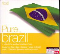 Gal Costa / Alcione / Ivan Lins / etc - Pure...Brazil
