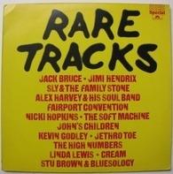 Jack Bruce, Jimi Hendrix, Sly & The Family Stone,.. - Rare Tracks