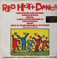 George Michael, Madonna, Seal a.o. - Red Hot + Dance