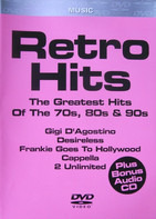 Desireless / Shannon / Ann Lee a.o. - Retro Hits The Greatest Hits Of The 70s, 80s & 90s
