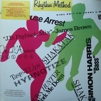 Simon Harris, Krush, James Brown, a.o. - Rhythm Method