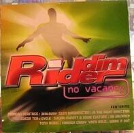 Morgan Heritage, Tony Rebel a.o. - Riddim Rider : No Vacancy