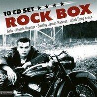 Various - Rock Box-10 CD Wallet Box