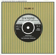 Johnnie Ray,Everly Brothers,The Platters,u.a - Rockfile Volume 12