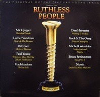Mick Jagger, Luther Vandross, Billy Joel, etc - Ruthless People (The OST)