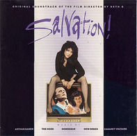 New Order, Cabaret Voltaire, Arthur Baker - Salvation! (Original Soundtrack)