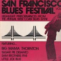 Big Mama Thornton, Sugar Pie Desanto - San Francisco Blues Festival, Vol. 3