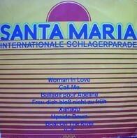 Frank Schöbel Studio Orchester, Orchester Horst Krüger a.o. - Santa Maria - Internationale Schlagerparade
