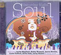 Leroy Hutson / Lee Dorsey / Alvin Cas a.o. - Saturday Night Soul