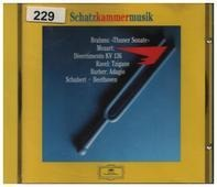 Brahms / Mozart / Ravel a.o. - Schatzkammermusik