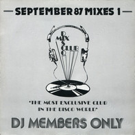 Alexander O'Neal, Rick Astley, a.o. - September 87 - Mixes 1