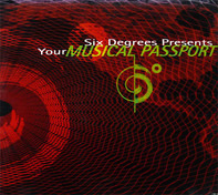 Euphoria / Willy Porter / Continuo a.o. - Six Degrees Presents Your Musical Passport