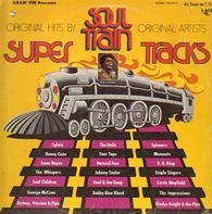 Isaac Hayes, The Dells, Curtis Mayfield a.o. - Soul Train Super Tracks