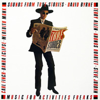 David Byrne, Terry Allen, Carl Finch a.o. - Sounds from True Stories