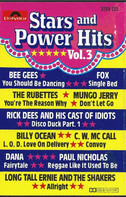 Rick Dees / Billy Ocean / Bee Gees a.o. - Stars And Power Hits Vol. 3