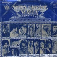 John Boles, Fanny Brice, Maurice Chevalier ... - Stars Of The Silver Screen, 1929-1930