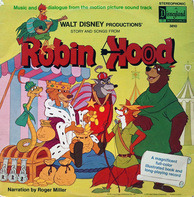 Walt Disney - Story And Songs From Robin Hood