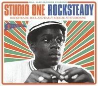 Various - Studio One Rocksteady