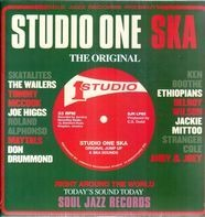 J. Mittoo/K. Boothe/The Skatalites - Studio One Ska