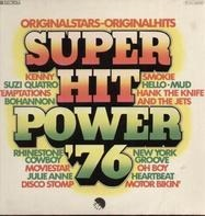 Chris Spedding, Suzi Quatro a.o. - Super Hit Power '76