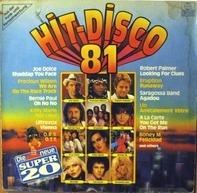 Robert Palmer, Speedy a.o. - Super 20  - Hit Disco '81