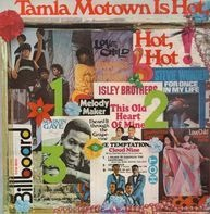Marvin Gaye, Diana Ross & The Supremes - Tamla Motown Is Hot, Hot, Hot!
