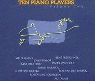 Melo Mafali, John Taylor, Mike Del Ferro, u.a - Ten Piano Players Vol. 2
